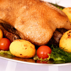 Горячие блюда из птицы